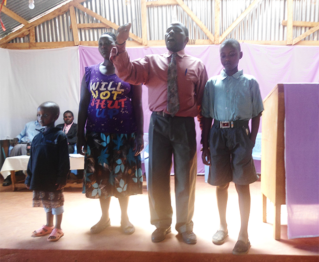 Wilfred-Njenga,-mum,-Little-brother-&-Pastor-Moses