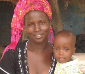 Muema's mother